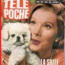 Susan Hampshire - Tele Poche Magazine Cover [France] (21 April 1971)