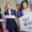 Katherine McNamara – Girl Up's Inaugural #GirlHero Awards Luncheon in Beverly Hills