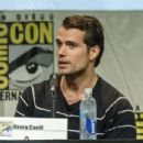 Henry Cavill Attends The Man From U.N.C.L.E. Panel at San Diego Comic-Con 2015