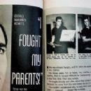 George Maharis - Movieland Magazine Pictorial [United States] (July 1961) - 454 x 209