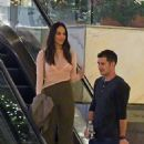Olivia Munn at Rodeo Drive in Beverly Hills