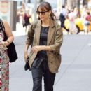 Rashida Jones out in NYC (August 2)