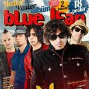 Manga, Ferman Akgül - blue jean Magazine Cover [Turkey] (January 2011)