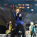 The Rolling Stones performs at Heinz Field on June 20, 2015 in Pittsburgh, Pennsylvania.