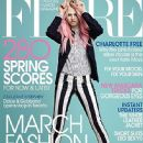 Charlotte Free - Flare Magazine Cover [Canada] (March 2013)