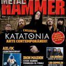 Katatonia - Metal&Hammer Magazine Cover [Spain] (May 2016)