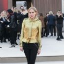 Celebrities at Burberry Prorsum 2013 Fashion Show at London Fashion Week - 396 x 594