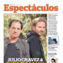 Julio Chávez, Facundo Arana - Clarin Magazine Cover [Argentina] (23 June 2013)