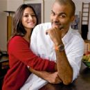 Tony Parker and Axelle Francine - 351 x 315
