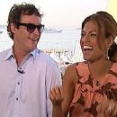 Joaquin Phoenix and Eva Mendes
