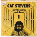 Cat Stevens - Can't Keep It In / Crab Dance