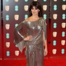 Penelope Cruz attends The EE British Academy Film Awards (BAFTA) (2017)