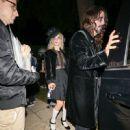 Jordyn Blum and Dave Grohl attend the Casamigos Halloween Party on October 26, 2018 in Beverly Hills, California - 450 x 600