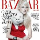 Caroline Trentini Harper's Bazaar Brazil December 2011