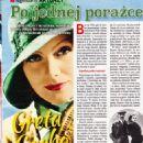Greta Garbo - Retro Wspomnienia Magazine Pictorial [Poland] (May 2019) - 454 x 642