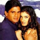 Sunil Shetty and Raveena Tandon