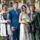 James Jagger and Anoushka Sharma Wedding - 23 April 2016 - 454 x 208