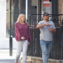 Courtney Love – Out in London during lockdown