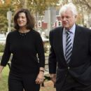 Ted Kennedy and Victoria Anne Reggie