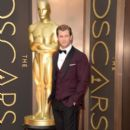 Chris Hemsworth At The 86th Annual Academy Awards (2014)