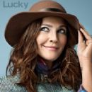 Drew Barrymore - Lucky Magazine Pictorial [United States] (May 2013)