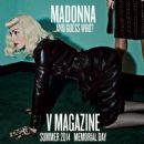 Madonna, Katy Perry - V Magazine Pictorial [United States] (June 2014)