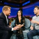 Vanessa Hudgens attend The Late Late Show With James Corden
