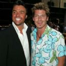 Ty Pennington and Michael Maloney