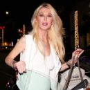 Tara Reid – Arrives for an event at Avra in Beverly Hills