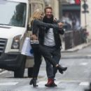 Annabelle Wallis and Chris Martin - 454 x 405