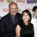 Dr. Phil McGraw and Robin Jameson