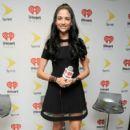 Natalia Jimenez- iHeartRadio Fiesta Latina Presented by Sprint - Backstage