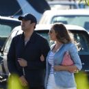 Kelly Brook Out and About In Antibes