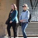 Jennifer Morrison out in Manhattan - 454 x 564