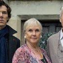 Benedict Cumberbatch, Wanda Ventham, Tim Carlton