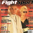 Jenna Jameson, Tito Ortiz - Fightsports Magazine Cover [United States] (April 2007)