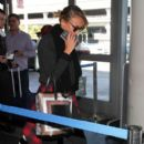 Giuliana Rancic is seen at LAX