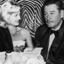 Beverly Aadland and Errol Flynn - 406 x 431
