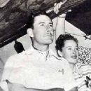 Errol Flynn and Nora Eddington