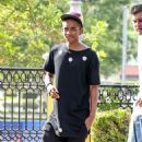 Jaden Smith: Lunch Lad In Calabasas
