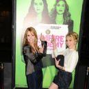 Lea Thompson Vampire Academy Premiere In La