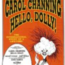 Hello,Dolly! 1994 National Tour Carol Channing
