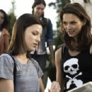 Beth (Lauren German) and Axelle (Vera Jordanova) in HOSTEL PART II. Photo credit: Rico Torres / Lionsgate - 454 x 303