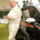 Nick Mason attends the Fiat 500 by Gucci VIP Lounge at the Festival Of Speed at Goodwood on July 2, 2011 in Chichester, England