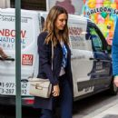 Jessica Alba Casual Style – Heading to a Private Event to Promote Zico Coconut Water in NYC 9/29/2016