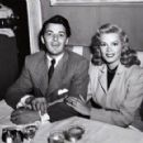 Cornel Wilde and Patricia Knight - 306 x 291