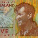 Sir Edmund Hillary on the New Zealand Dollar
