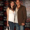 Tyler Christopher and Natalia Livingston