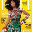 Solange Knowles Elle South Africa November 2012 - 454 x 597