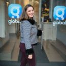 Kelly Brook – Global Radio Studios in London